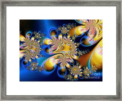 Lifes Paths Framed Print