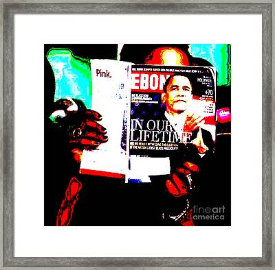 Lifetime Framed Print