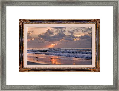 Lifetime Love Framed Print