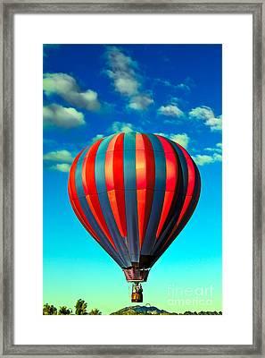 Lift Off Framed Print by Robert Bales