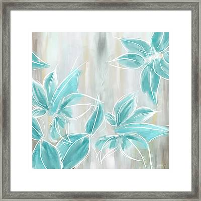 Light And Airy Framed Print