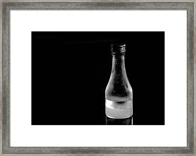 Light And Dark Framed Print by Guillermo Hakim