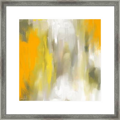 Light And Grace Framed Print by Lourry Legarde