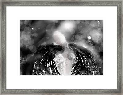 Light Angel Framed Print by Rc Rcd