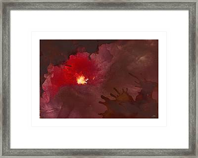 Light At The End Of The Tunnel Framed Print by Craig Tinder