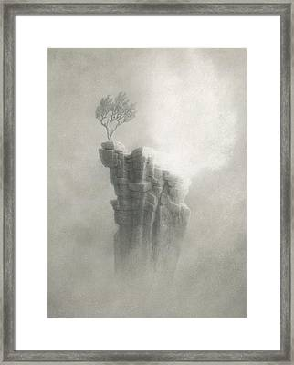 Light Be My Friend Framed Print by Mark  Reep