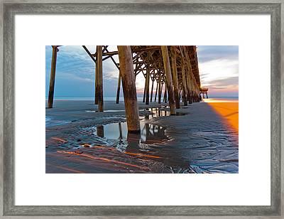 Light Before Dawn Framed Print