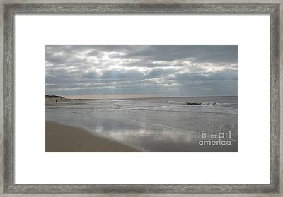 Light Dome Framed Print