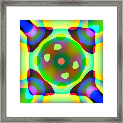 Light Emitting Diode Framed Print by Charles Ragsdale