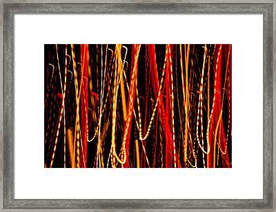 Light Fantastic 02 Framed Print by Natalie Kinnear