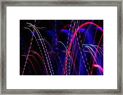Light Fantastic 05 Framed Print by Natalie Kinnear
