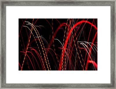 Light Fantastic 08 Framed Print by Natalie Kinnear
