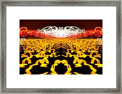 Light Fantastic 10 Framed Print by Natalie Kinnear