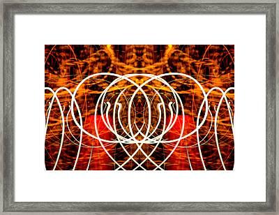 Light Fantastic 16 Framed Print by Natalie Kinnear