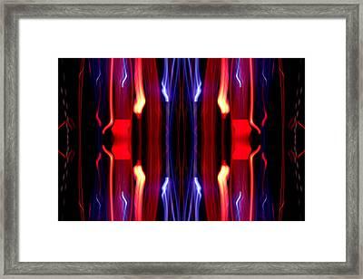 Light Fantastic 20 Framed Print by Natalie Kinnear