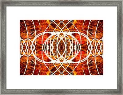 Light Fantastic 29 Framed Print by Natalie Kinnear