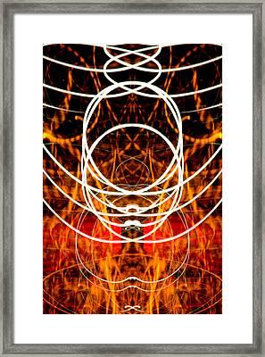 Light Fantastic 31 Framed Print by Natalie Kinnear