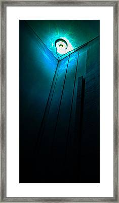 Light Flow Framed Print