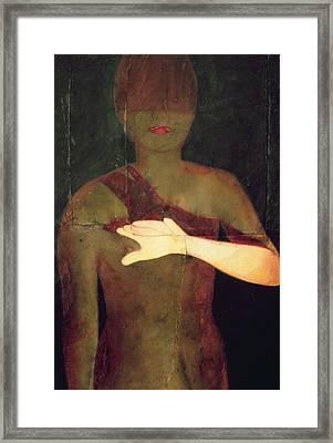 Light Framed Print by Graham Dean