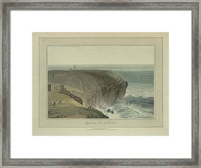 Light-house Framed Print by British Library