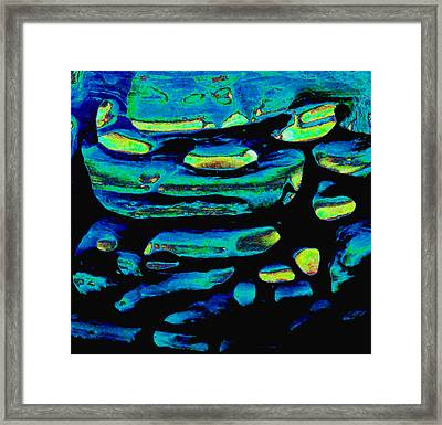 Light In The Distance Framed Print by Stephanie Grant