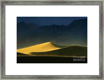 Light Is Everything Framed Print by Bob Christopher