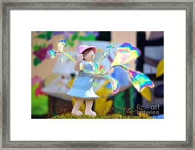 Light Museum1 Framed Print