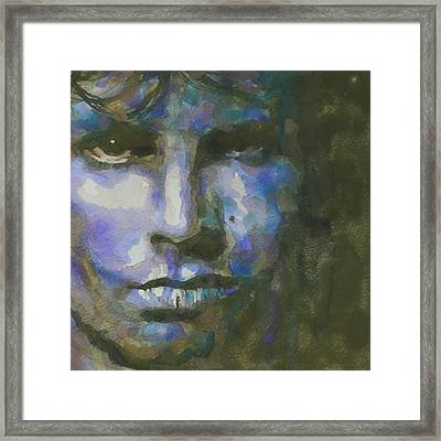 Light My Fire  Framed Print by Paul Lovering