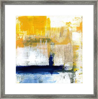 Light Of Day 4 Framed Print by Linda Woods
