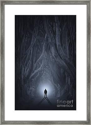 Light Of Hope Framed Print by Svetlana Sewell