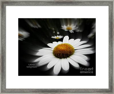Light Of Your Own Being Framed Print