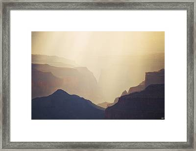 Light Playground  Framed Print by Peter Coskun