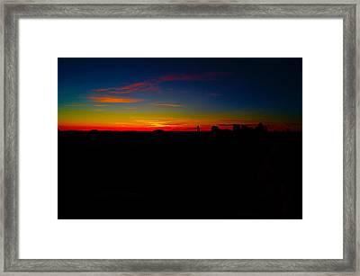 Light Prevails Framed Print by Chelsea Mara