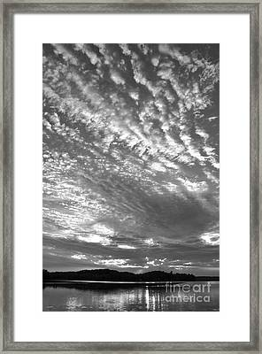 Light Reflections Framed Print by Glenn Gordon