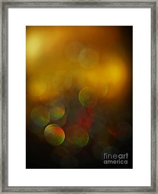 Light Framed Print by Sarah Loft
