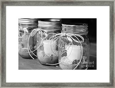 Light Up The Night Part II Framed Print
