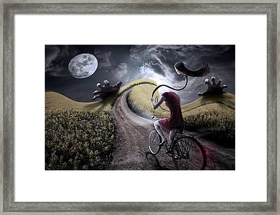 Lightheaded Framed Print