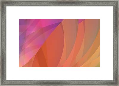 Lighthearted Framed Print