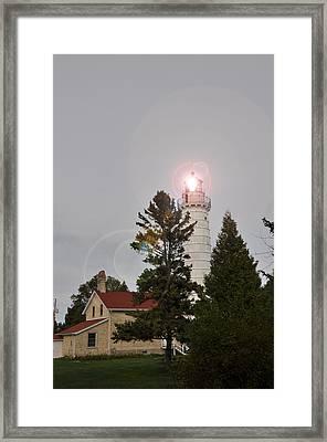 Lighthouse 2 Framed Print