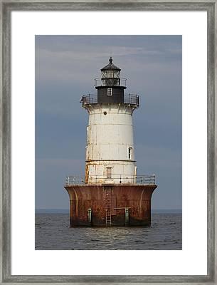 Lighthouse 3 Framed Print