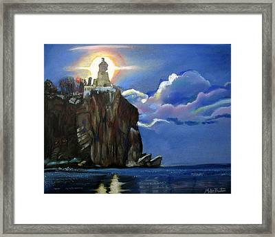 Lighthouse #3 Framed Print