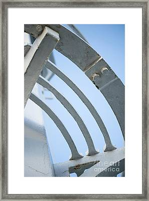 Lighthouse Abstract Framed Print