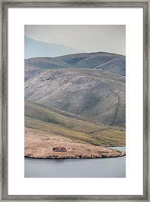 Lighthouse Framed Print by Davorin Mance