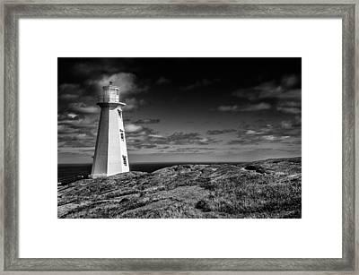 Lighthouse II Framed Print