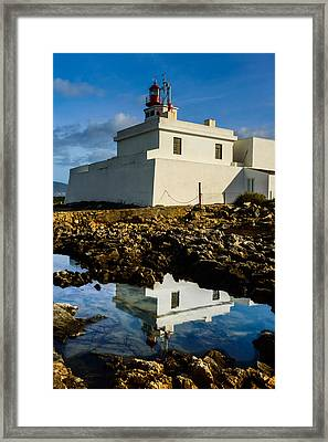 Lighthouse Framed Print by Marco Oliveira