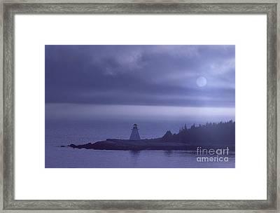 Lighthouse Framed Print by Novastock