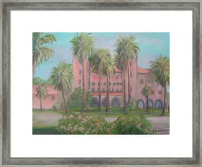 Lightner Museum Framed Print