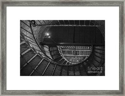 Lightness Framed Print by Amanda Sinco