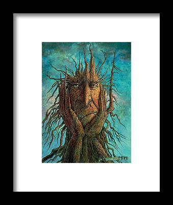 Fantasy Creatures Framed Prints