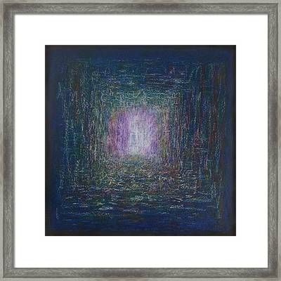 Lightpicture 340 Framed Print